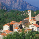 Villages pittoresques de Corse